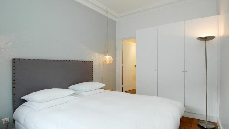 Bedroom at Drouots Apartments - Citybase Apartments