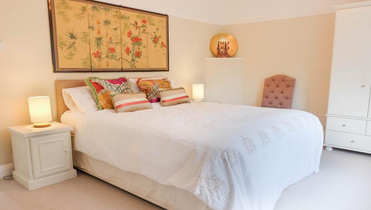 Bedroom at Evesham Road Apartment - Citybase Apartments