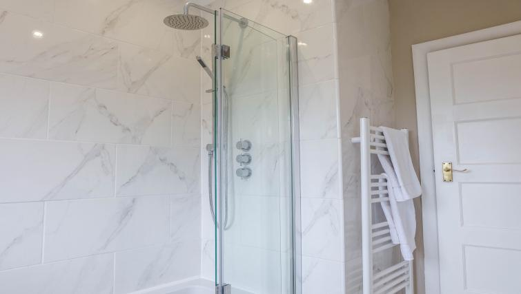 Bathroom at Evesham Road Apartment - Citybase Apartments