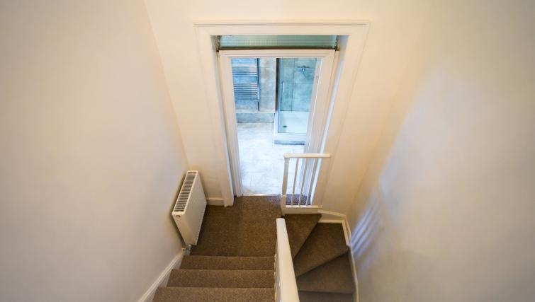 Staircase at North Street Street - Citybase Apartments