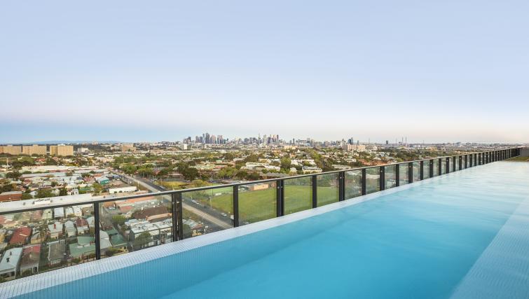 Pool at Quest Flemington Central - Citybase Apartments