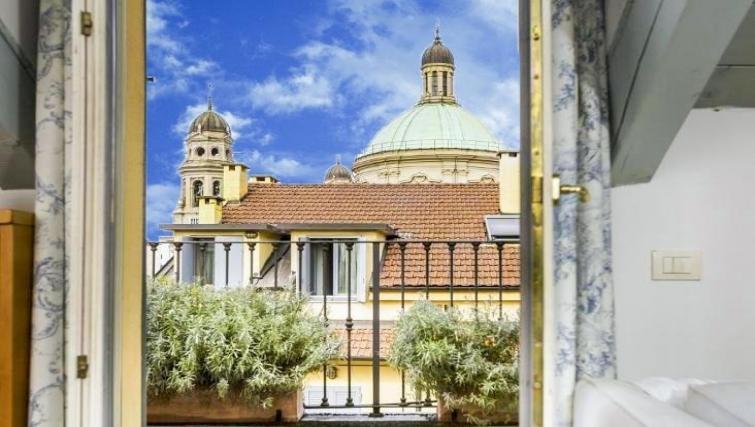 View at Fieno Apartment - Citybase Apartments