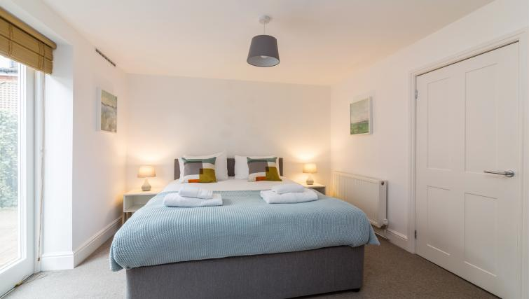 Double room at Alexandra Park Apartments - Citybase Apartments