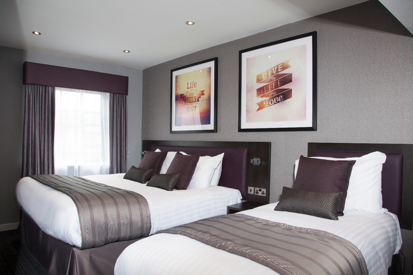 Bedroom at Duke Street Serviced Apartments - Citybase Apartments