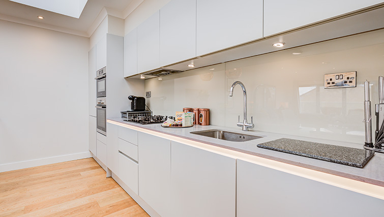 Kitchen at Concord House - Citybase Apartments