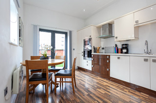 Dining area at Bloom Apartments, Centre, Manchester - Citybase Apartments