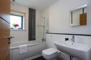 Bathroom at Bloom Apartments, Centre, Manchester - Citybase Apartments
