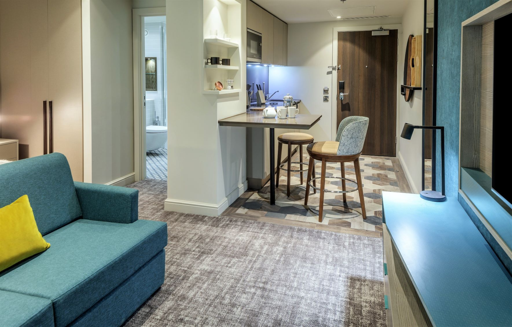Space at  Staybridge Heathrow Apartments - Citybase Apartments