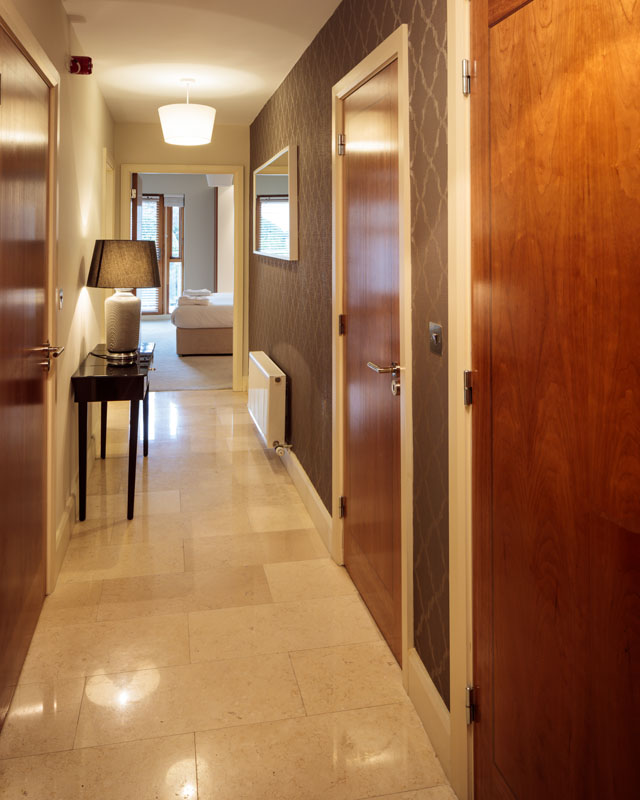 Hallway at Robin Hill Apartments - Citybase Apartments