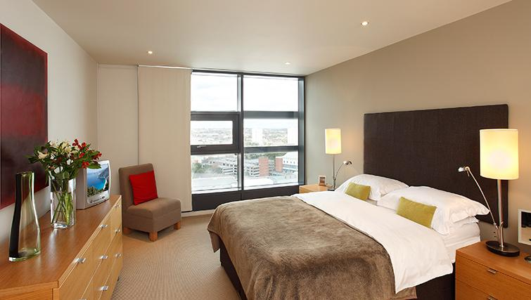 Bed in SACO Birmingham - Brindley Place - Citybase Apartments