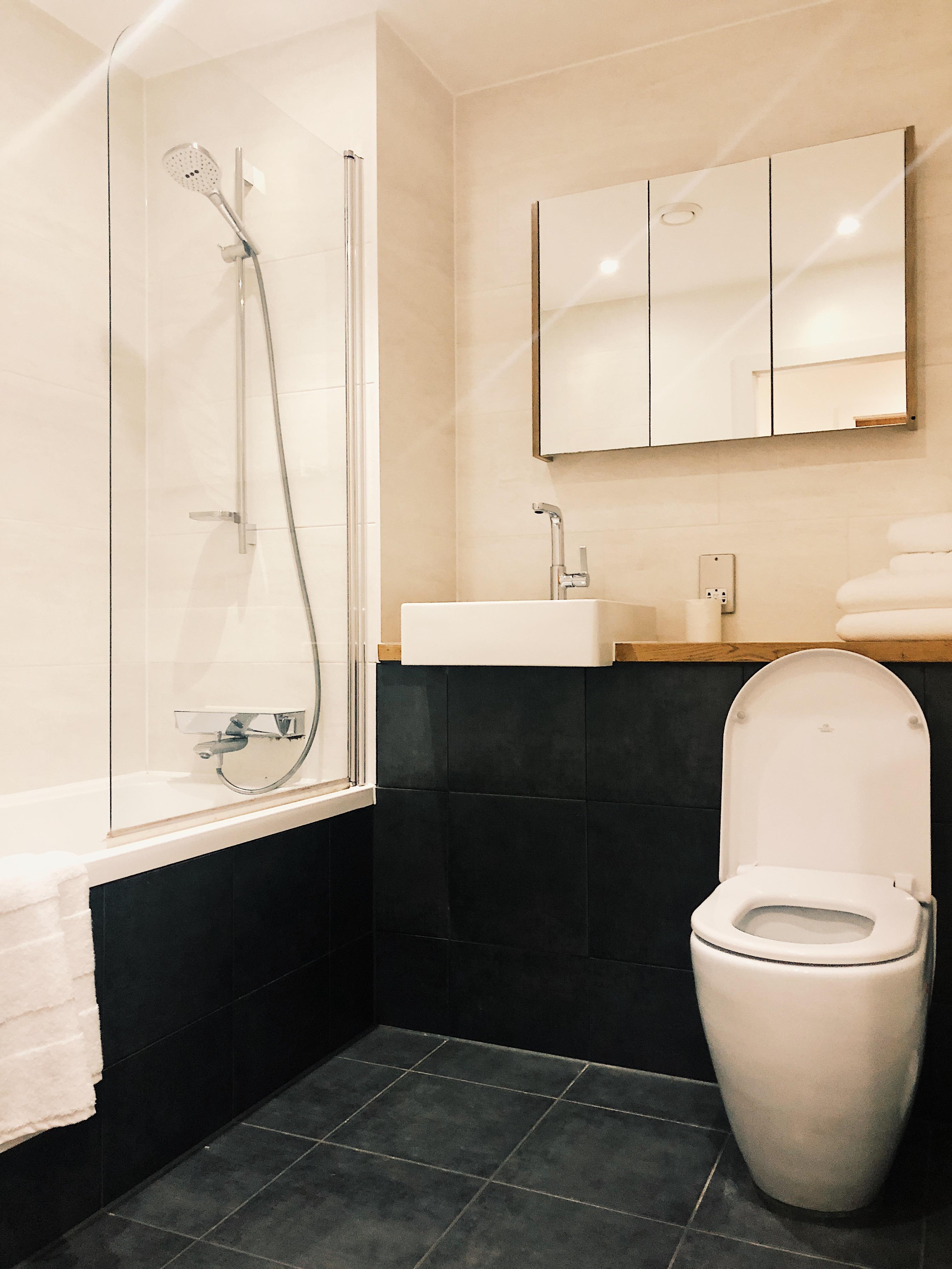 Bathroom at Ekhaya Apartments - Citybase Apartments