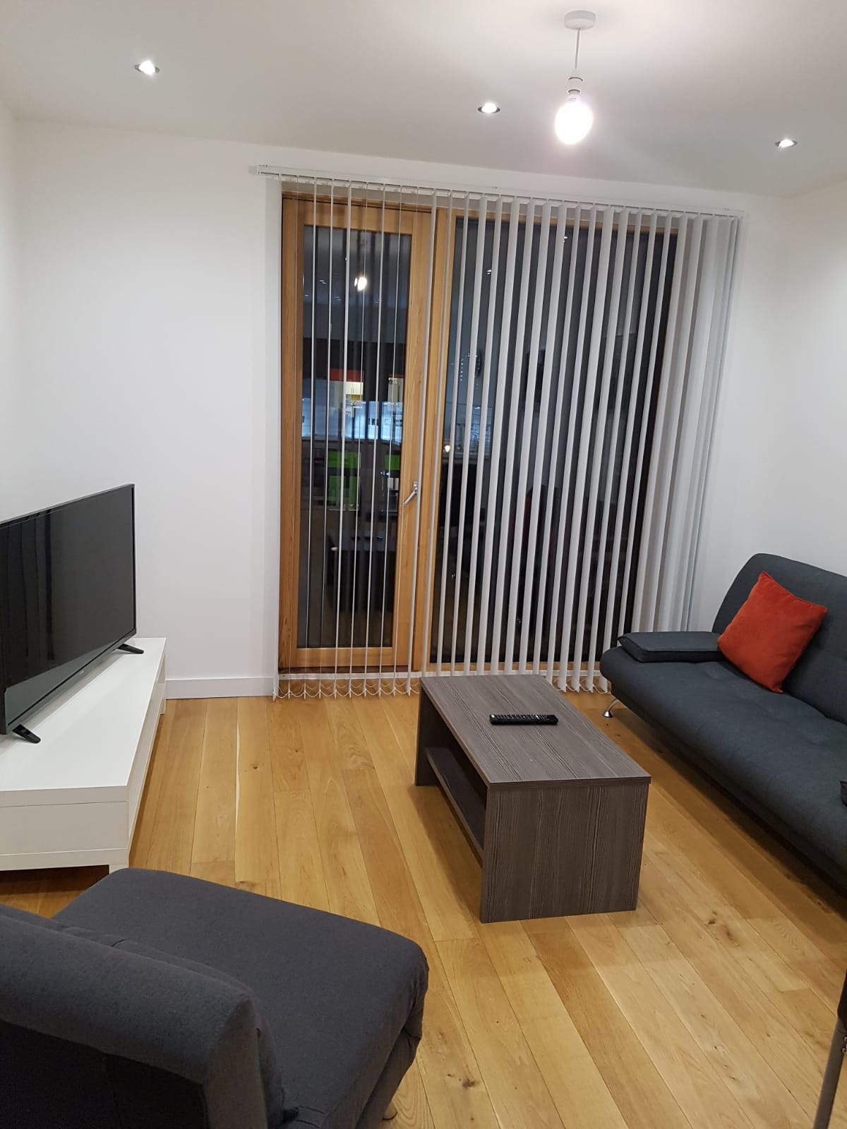 TV at Ekhaya Apartments - Citybase Apartments