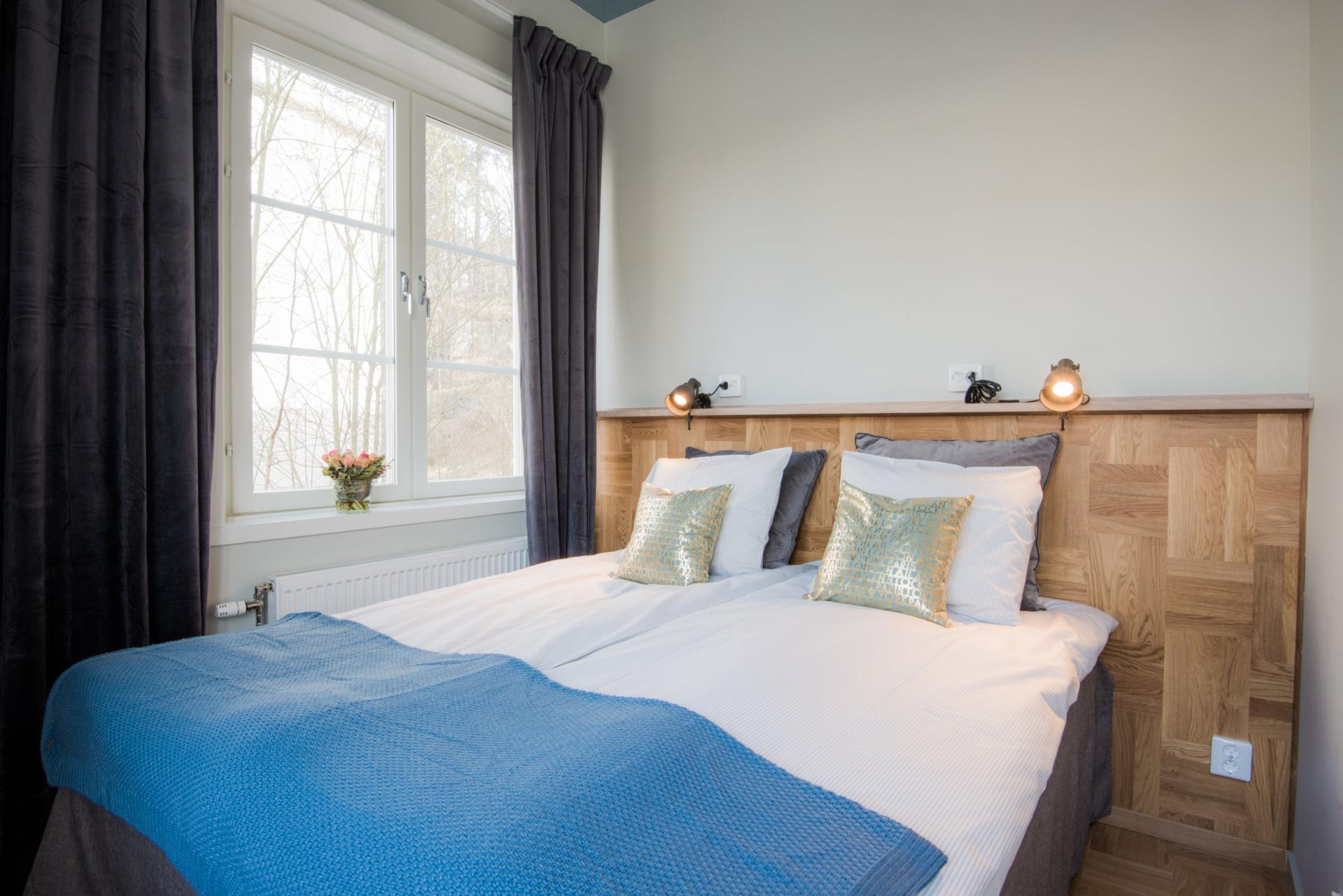 Bedroom at Voltavagen Apartment - Citybase Apartments