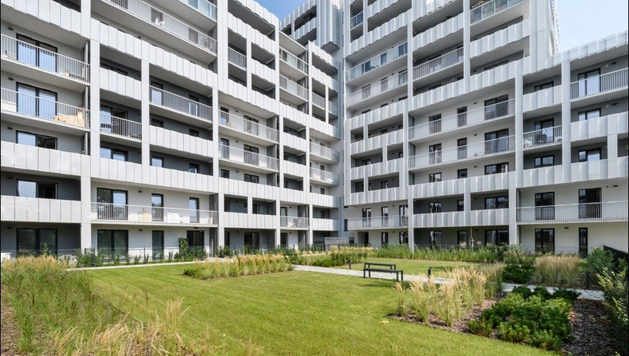 Exterior at Apartments Soho Factory - Citybase Apartments
