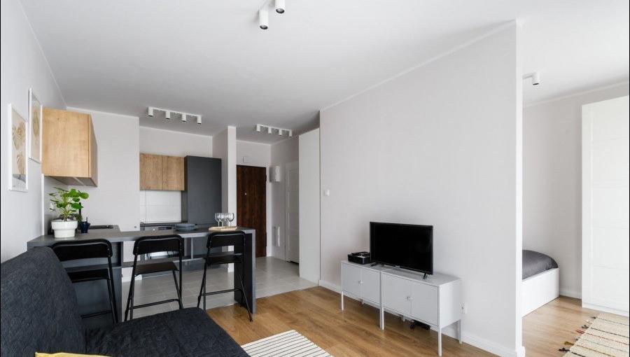 TV at Apartments Soho Factory - Citybase Apartments