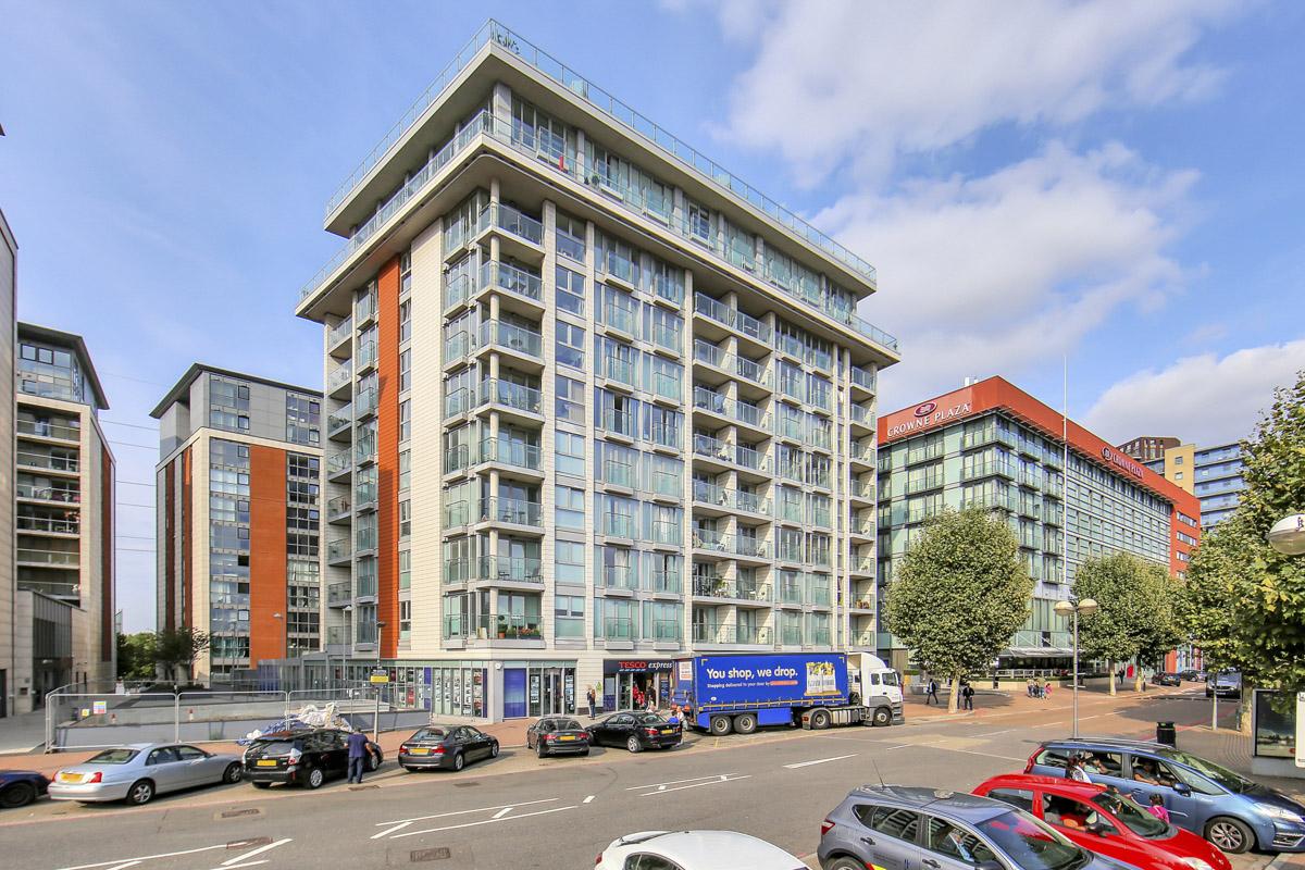 Exterior at Oxygen Apartments - Citybase Apartments