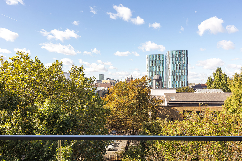 View at Emerson Court Apartments - Citybase Apartments