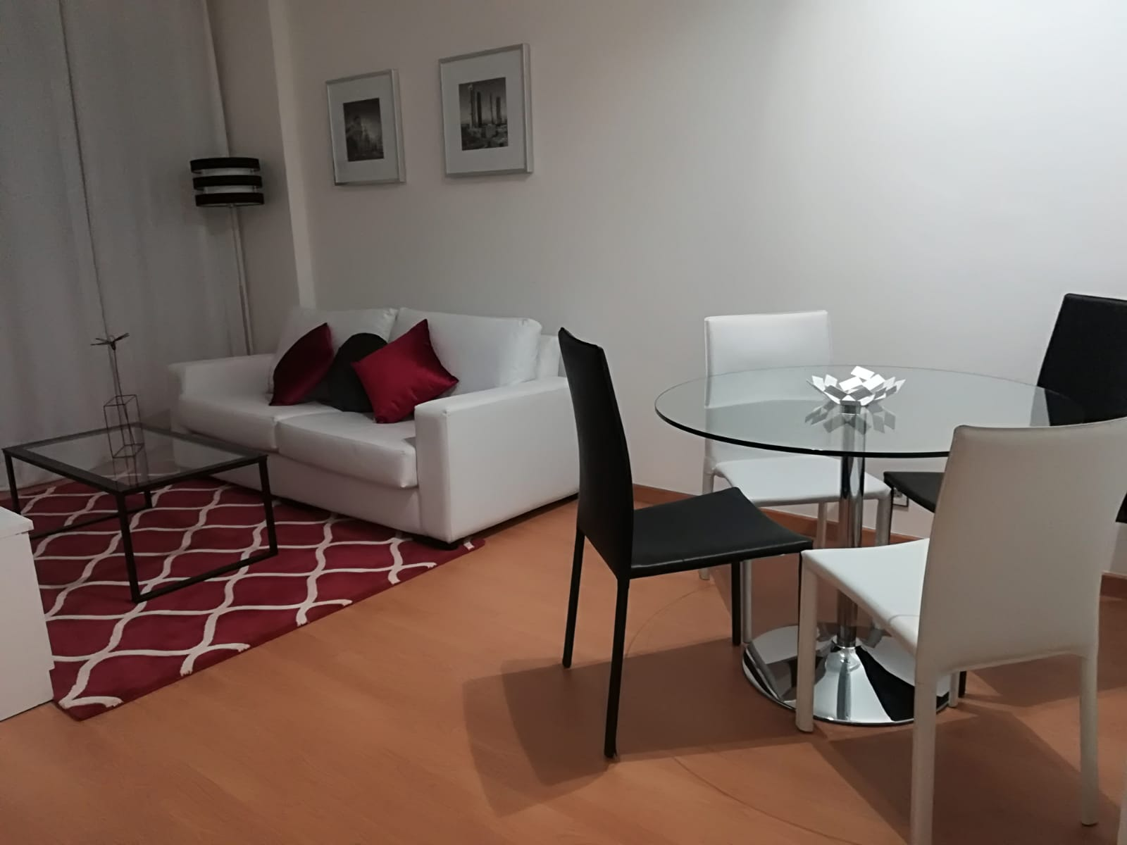 Dining table at Goya 34 Apartment - Citybase Apartments