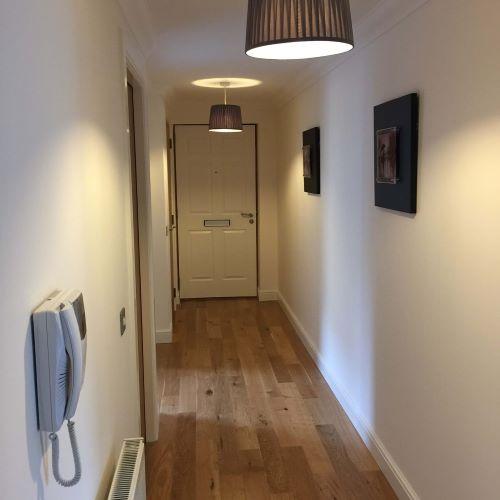 Hallway at Botanic Hub West End Apartment - Citybase Apartments