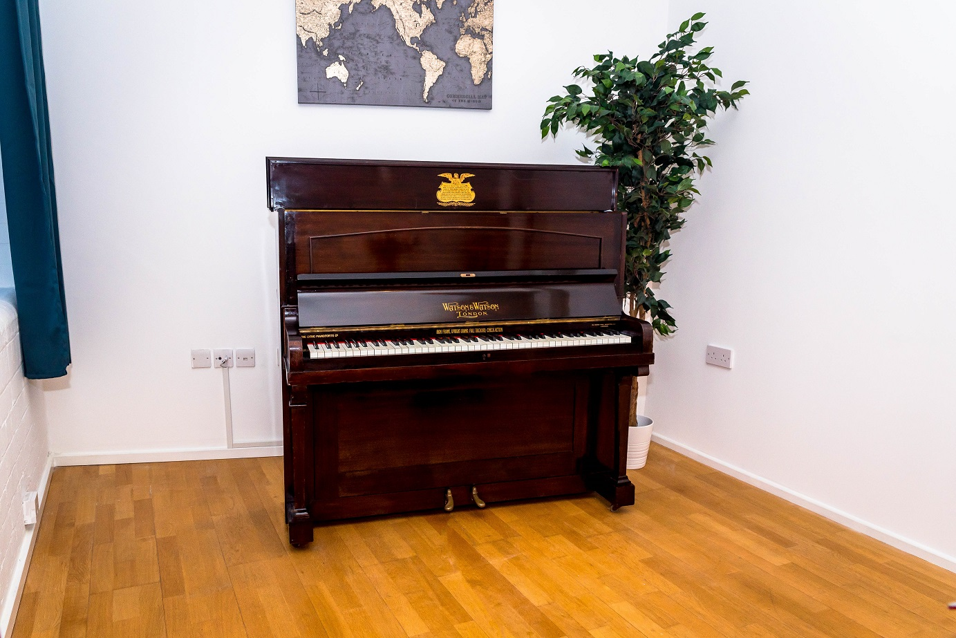 Piano at Radford Apartment, Basford, Nottingham - Citybase Apartments