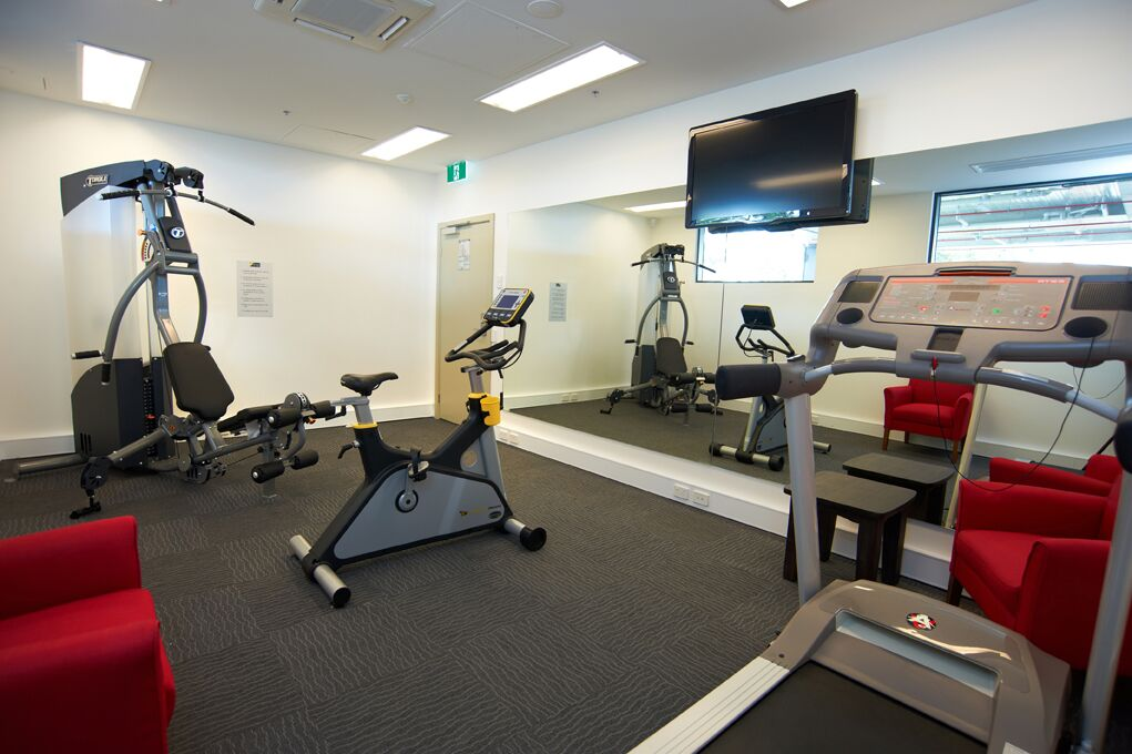 Gym at Quest Werribee - Citybase Apartments