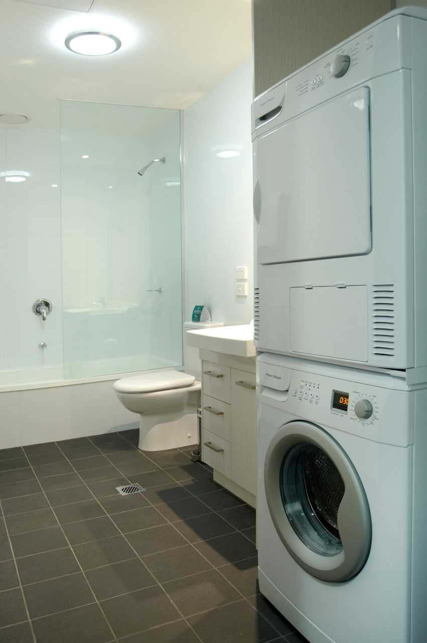 Laundry at Quest Werribee - Citybase Apartments