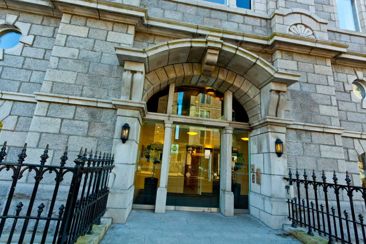 Exterior at Skene House Rosemount Apartments - Citybase Apartments