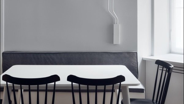 Dining table at Suite No.30 Apartment - Citybase Apartments