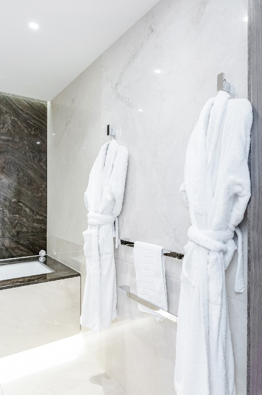 Robes at The Chelsea Pads, Imperial Wharf, London - Citybase Apartments