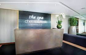 Spa area at The Chelsea Pads, Imperial Wharf, London - Citybase Apartments