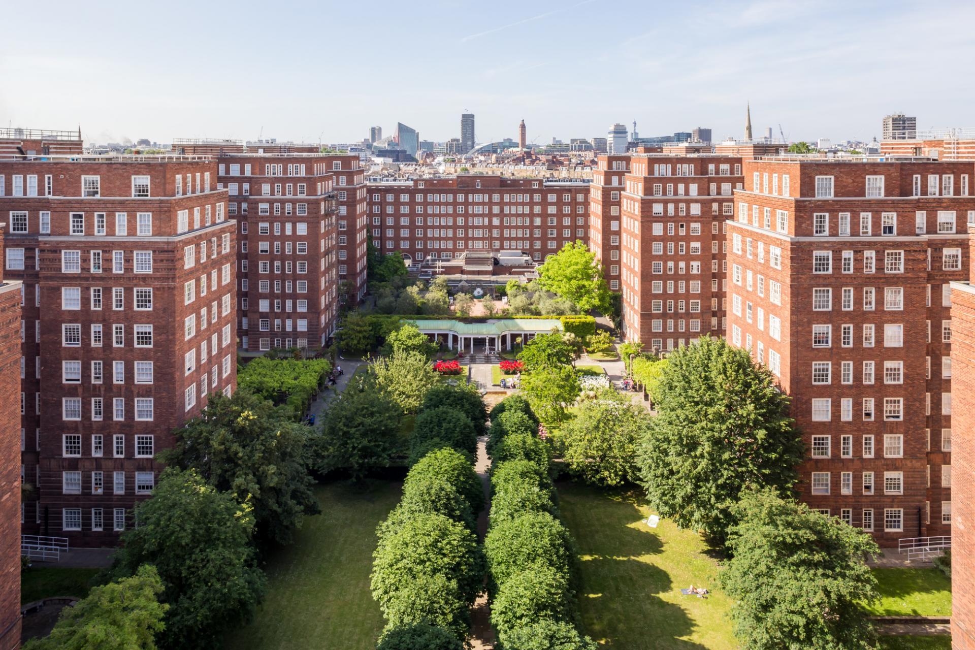 View - Dolphin Square, Pimlico, London - Citybase Apartments