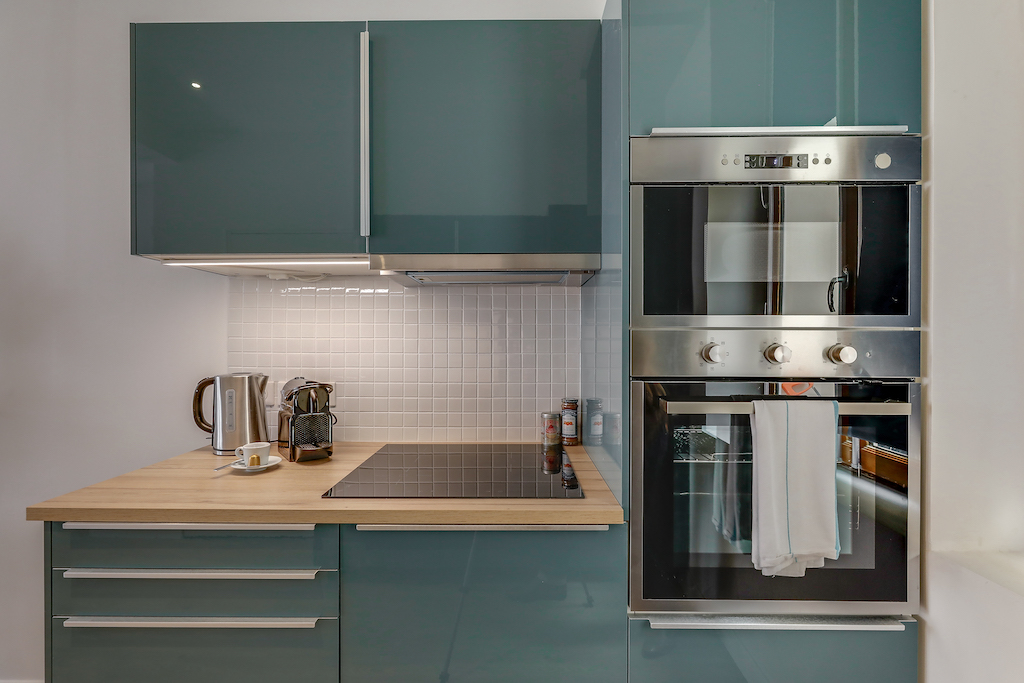 Kitchen at Saint Antoine - Citybase Apartments