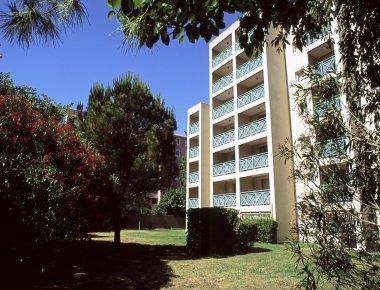 Charming exterior of Citadines Prado Chanot Apartments - Citybase Apartments