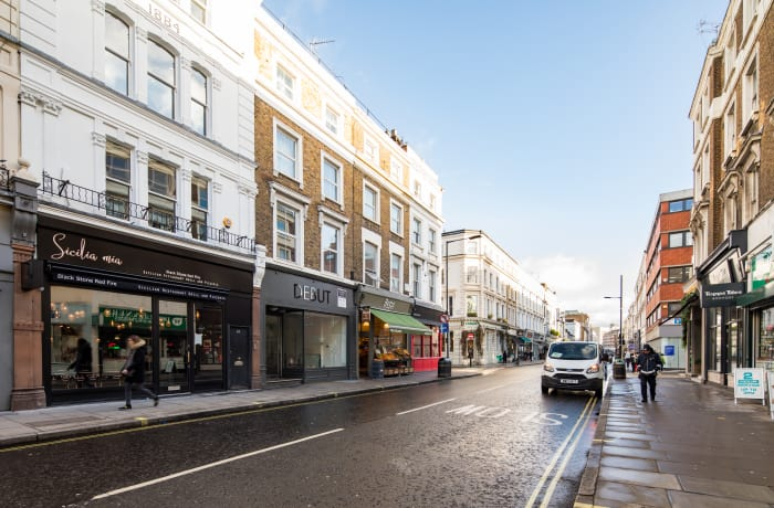 Street at Notting Hill Serviced Apartments - Citybase Apartments