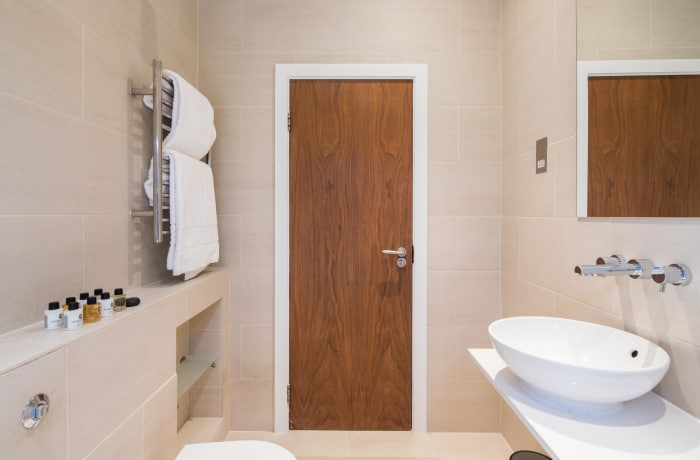 Sink at Notting Hill Serviced Apartments - Citybase Apartments