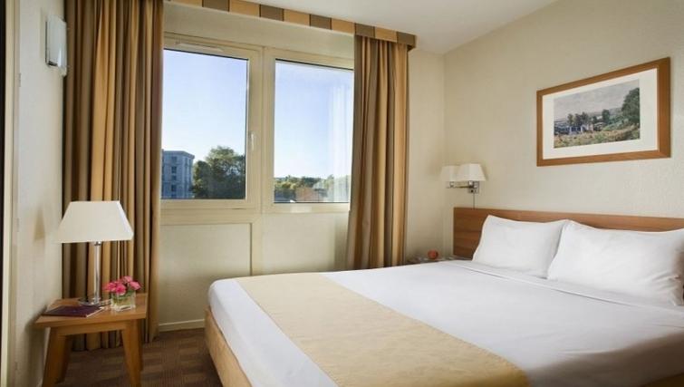 Bedroom in Citadines Antigone Apartments - Citybase Apartments