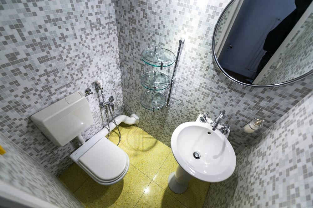 Toilet at Braque Serviced Apartment - Citybase Apartments