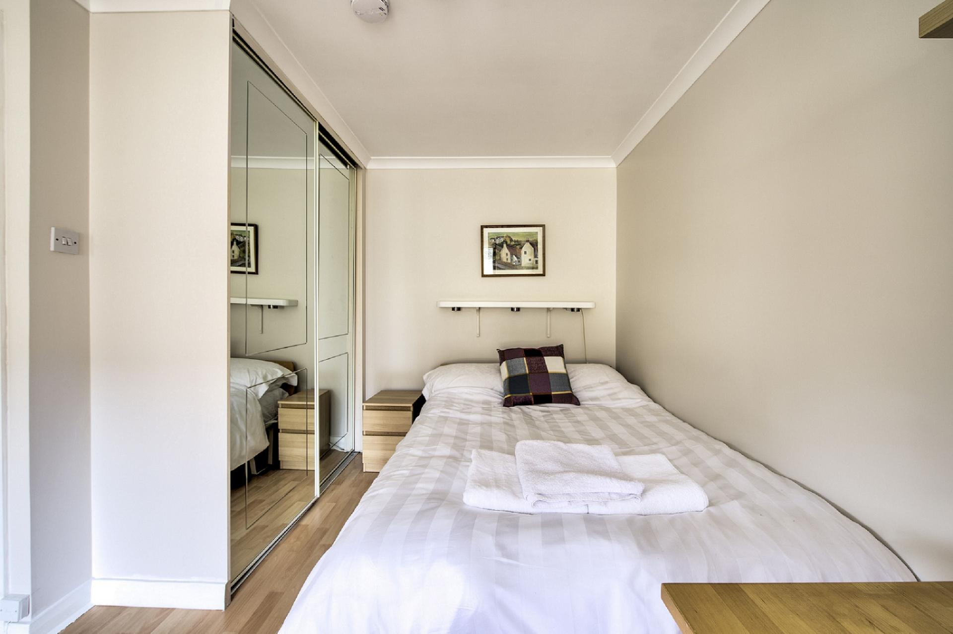Storage at Damside Serviced Apartment - Citybase Apartments