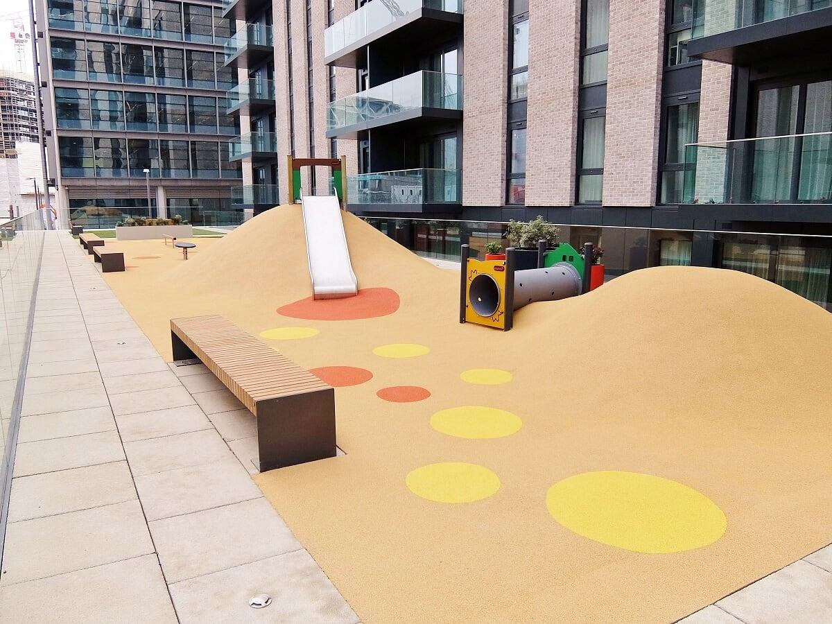 Playground at Wembley Park Apartments - Citybase Apartments