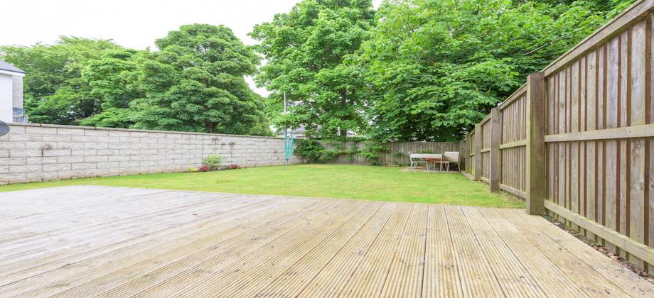 Garden at Woodlands Terrace - Citybase Apartments