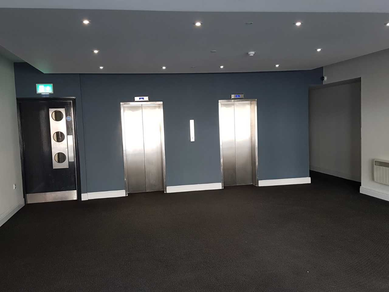 Lift at Guild House Serviced Apartment - Citybase Apartments