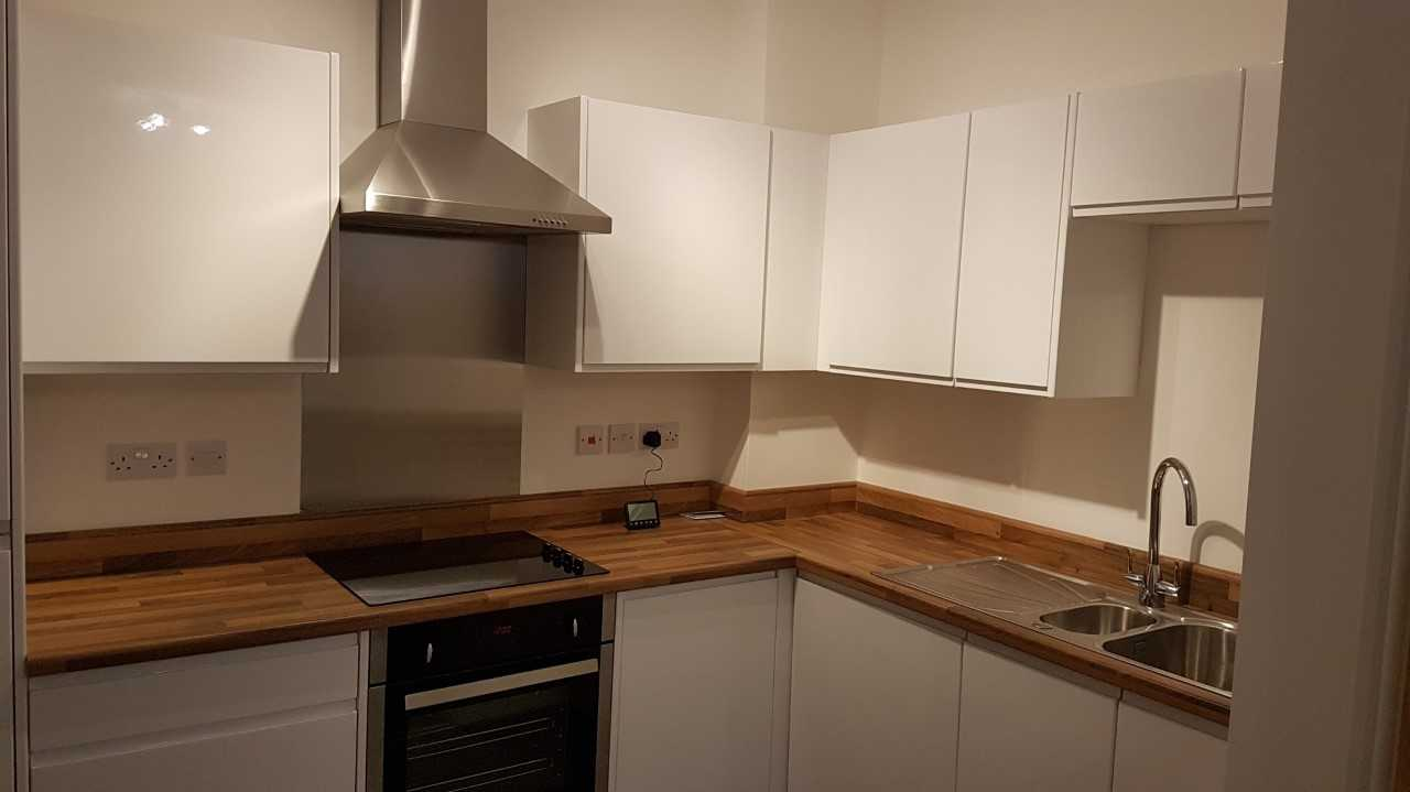 Kitchen at Electra House Apartments - Citybase Apartments