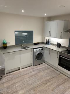 Kitchen at Charles Hope Southampton City Apartments - Citybase Apartments