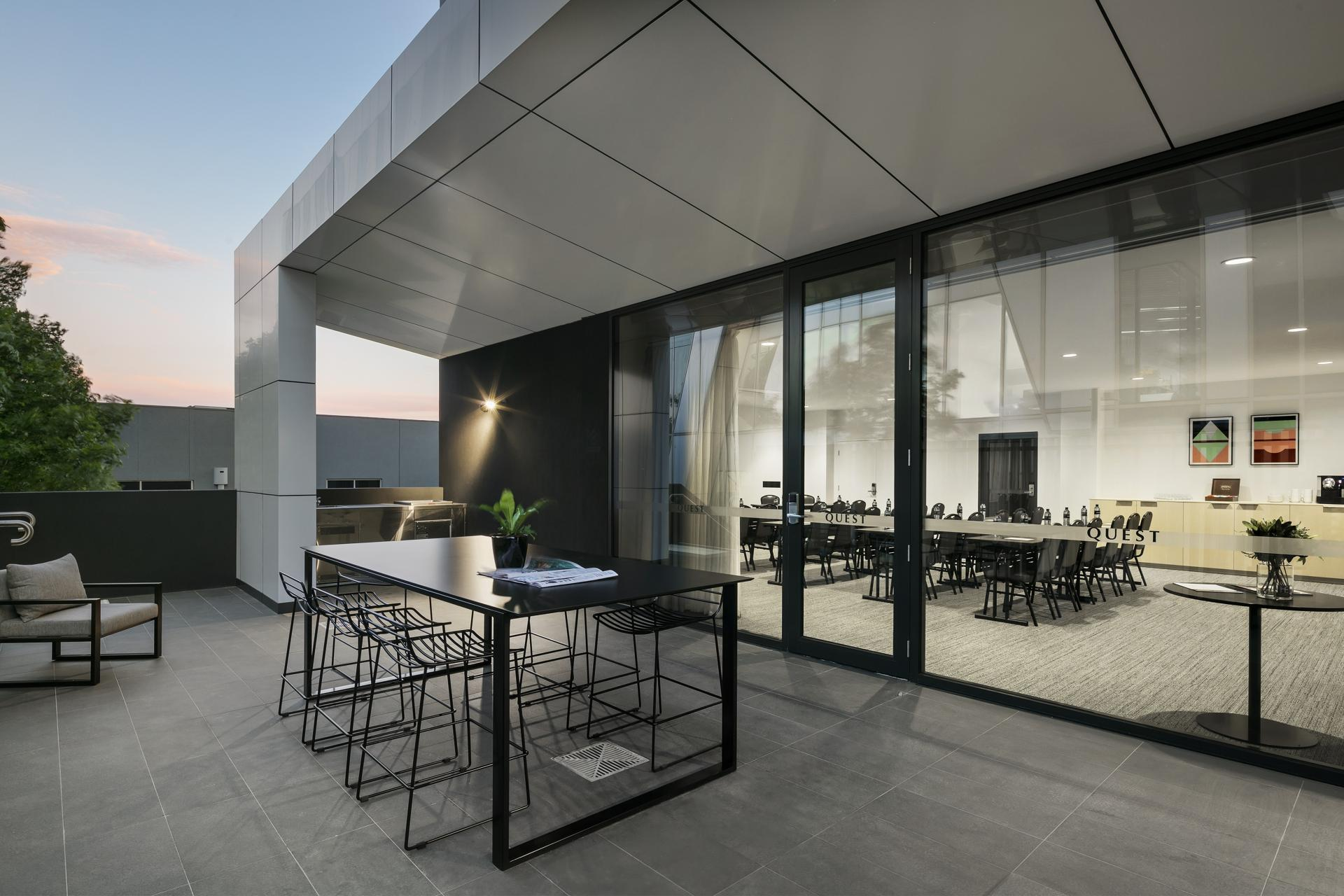 Terrace at Quest Notting Hill Apartments - Citybase Apartments