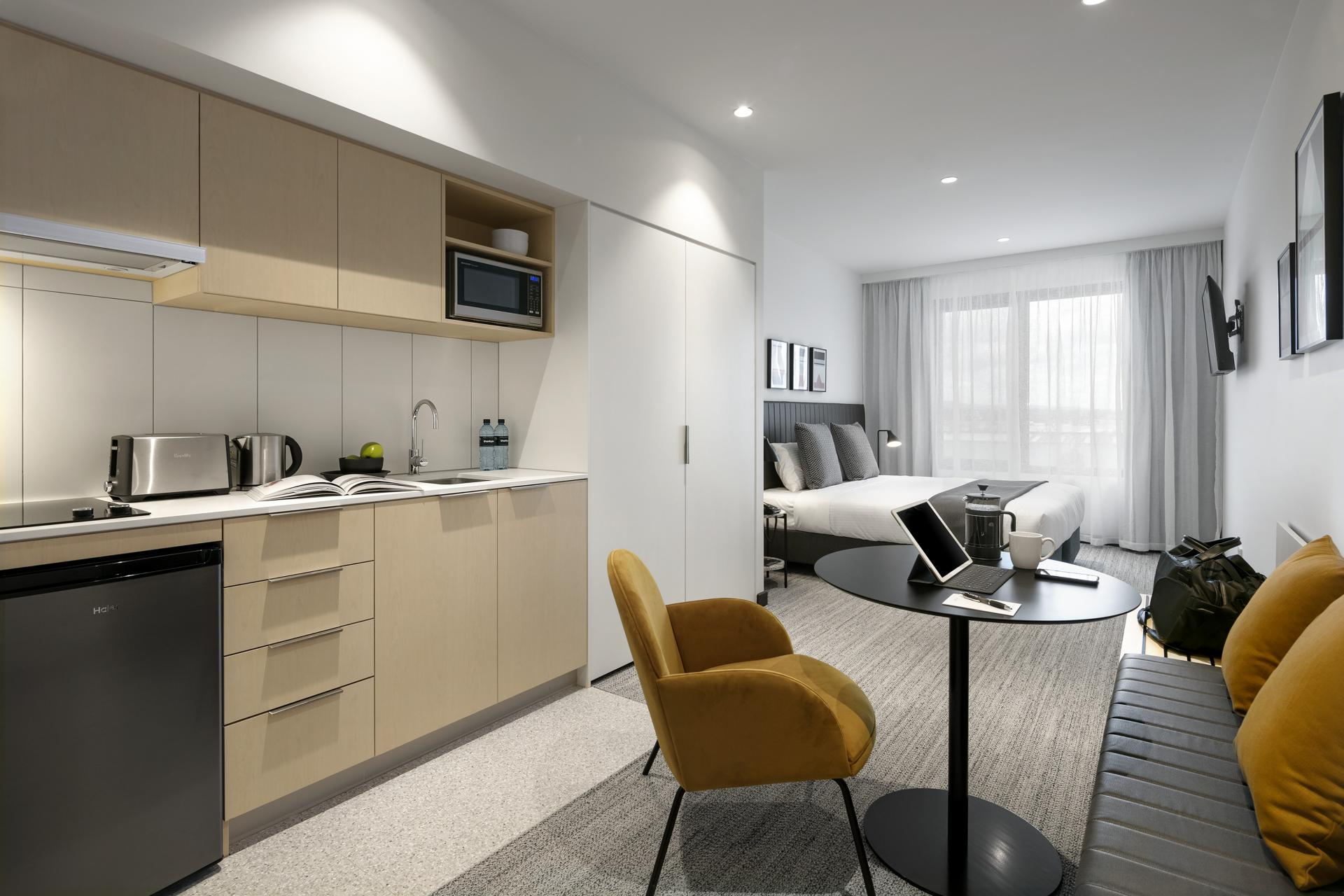 Studio at Quest Notting Hill Apartments - Citybase Apartments