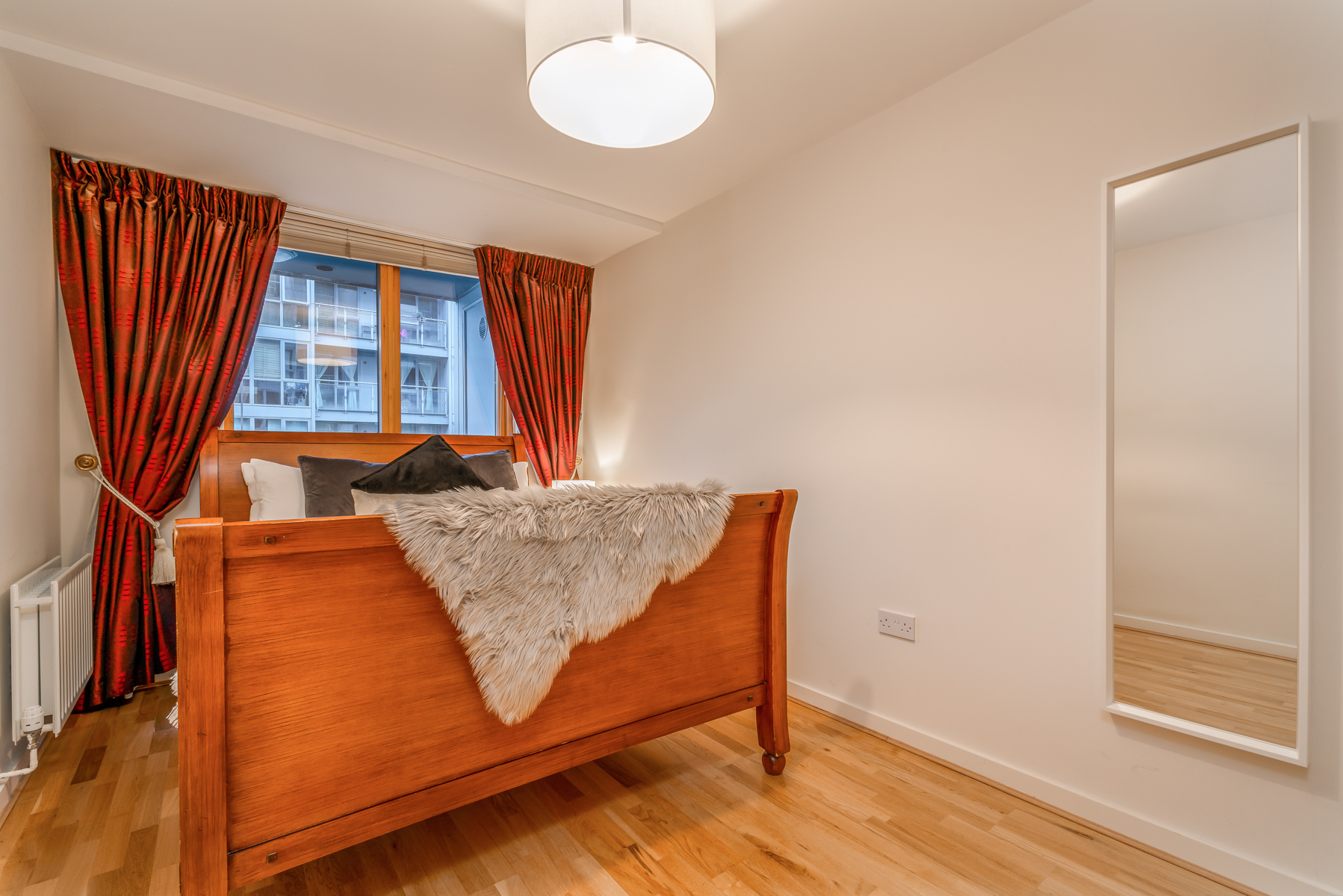 Bedroom at The Gasworks Adoor Apartments - Citybase Apartments