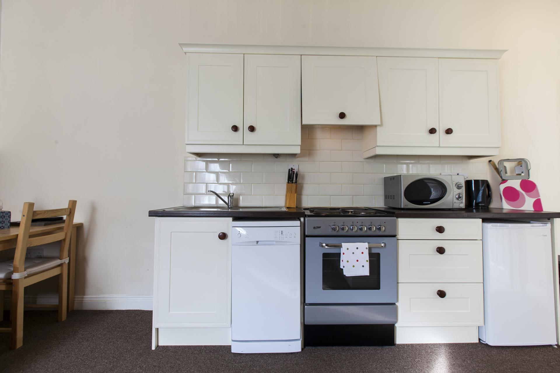 Oven at Tyrconnell Road Apartments - Citybase Apartments