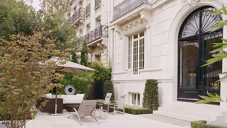 Exterior at La Reserve Paris Apartments - Citybase Apartments
