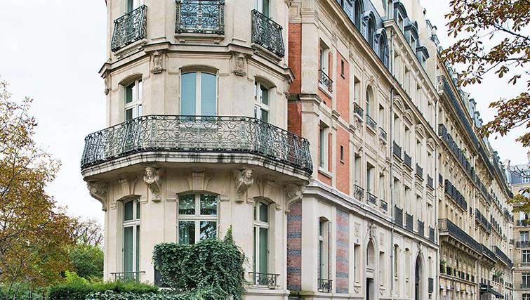 Building at La Reserve Paris Apartments - Citybase Apartments
