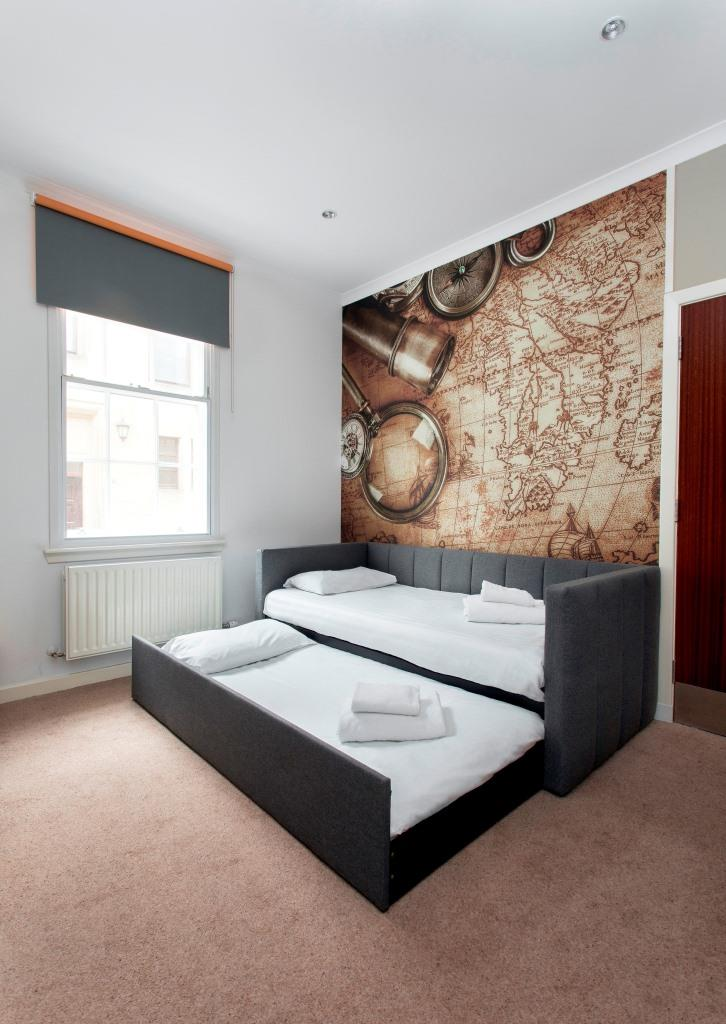Trundle at Stewart Aparthotel, Centre, Edinburgh - Citybase Apartments